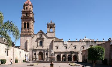 Hoteles en Michoacán