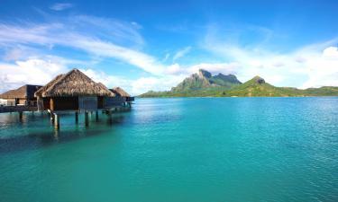 Hotéis em: Taiti