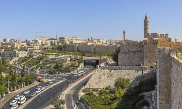 Hotels in Jerusalem District