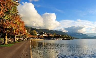 Hotels in Canton of Zug