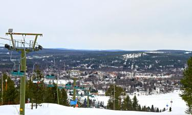 Hotels in Ounasvaara Ski