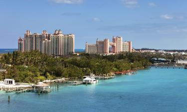 Hotels with Parking on Harbour Island
