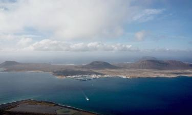 Hotels with Parking on Graciosa