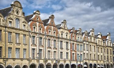 Hôtels avec Piscine dans cette région: Artois