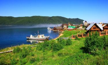 Отели в регионе Байкальский тракт