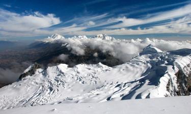 Hotels in Huascaran National Park