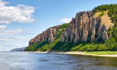 Отели в регионе Якутия