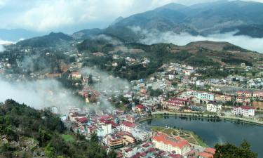 Отели в регионе Лаокай