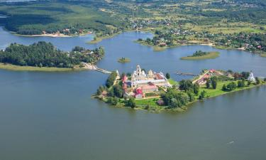 Отели в регионе Тверская область