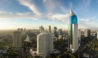 Pet-Friendly Hotels in Jakarta Province
