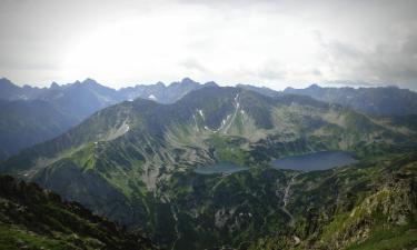 Hotels in Tatras