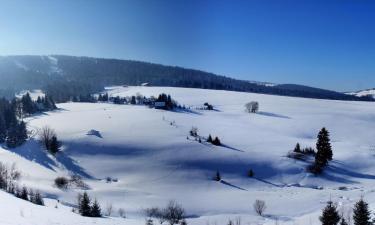 Hotels in der Region Erzgebirge