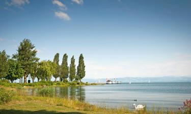 Отели в регионе Боденское озеро - Веломаршрут