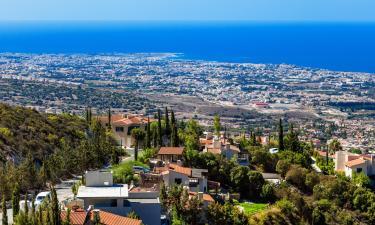 Hotels in Limassol Region