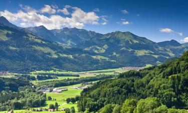 Hotels in Canton of Fribourg