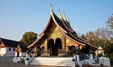 Familienhotels in der Region Luang Prabang