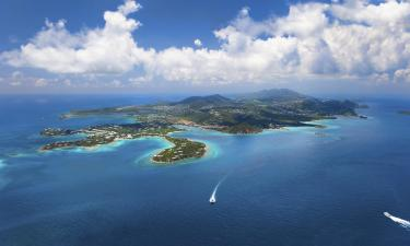 Resorts on Saint Thomas
