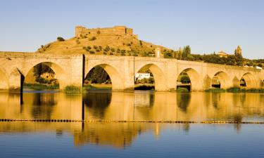 Hotels in Badajoz Province