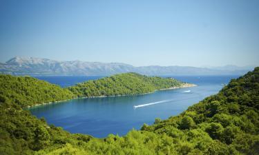 Hotels on Mljet Island
