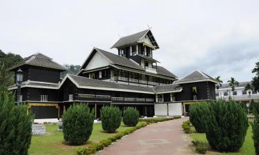 Resorts in Negeri Sembilan