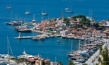 Hotels in Marmaris Area