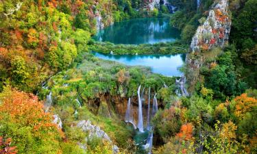 B&Bs in Plitvice Lakes National Park