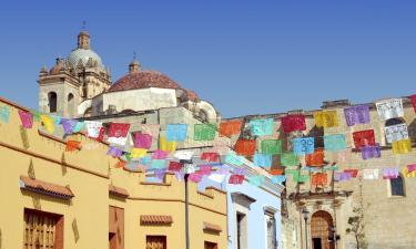 Hotels in Oaxaca