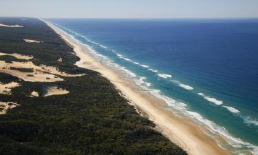 Hotéis em: Fraser Coast