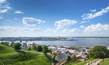 Отели в регионе Нижегородская область
