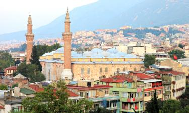Hotels in Bursa
