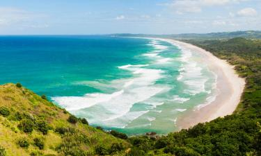 Hotels with Parking in Byron Bay Region