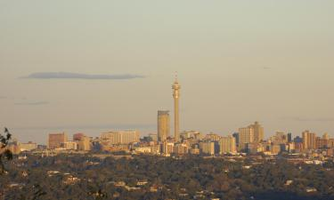 Resorts in Gauteng