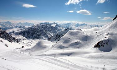 Hostels in Davos Klosters