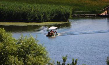Tisza-tó apartmanjai