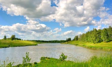 Отели в регионе Калужская область