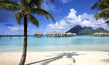 Resorts on Bora Bora