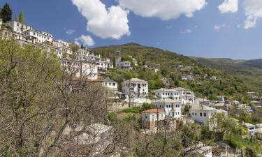 Guest Houses in Pelion