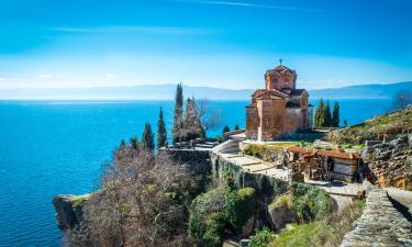 Lago di Ohrid (Ocrida): hotel