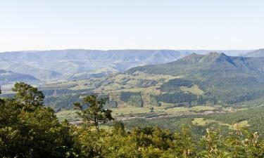 Hotéis-fazenda em: Rio Grande do Sul