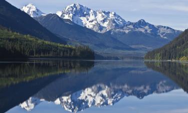 Hotéis em: British Columbia
