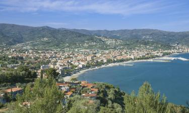 Lägenheter i Riviera dei Fiori