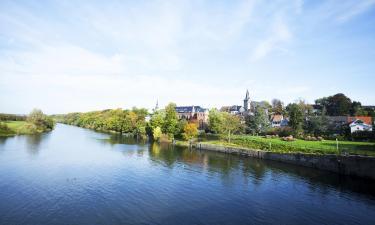 Спа-отели в регионе Северный Рейн-Вестфалия