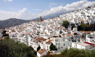 Hoteles en Málaga provincia