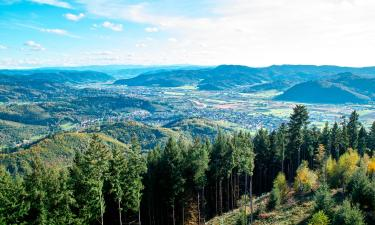 Wellnesshotels in der Region Schwarzwald