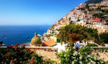 Villas in Amalfi Coast