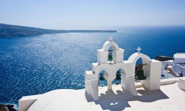 Hotels in Greek Islands
