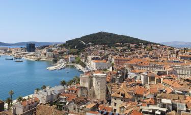Apartments in Split Region