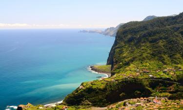 Albergues en Madeira