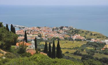 Apartments on Samos