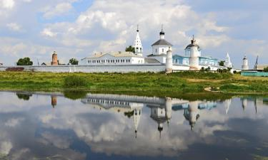 Holiday Parks in Moscow region